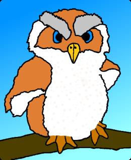 Artifical Owl