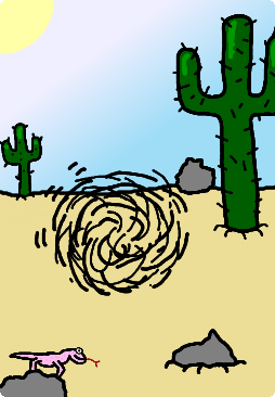 The tumbleweed of progress rolls on with determination